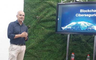 Velorcios Group participa en Meeting Point BlockChain OneUp Saves