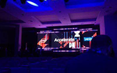 Velorcios Group acude al Acelerate 19 de Lenovo