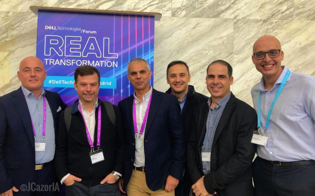 Velorcios Group en el Dell Technologies Forum