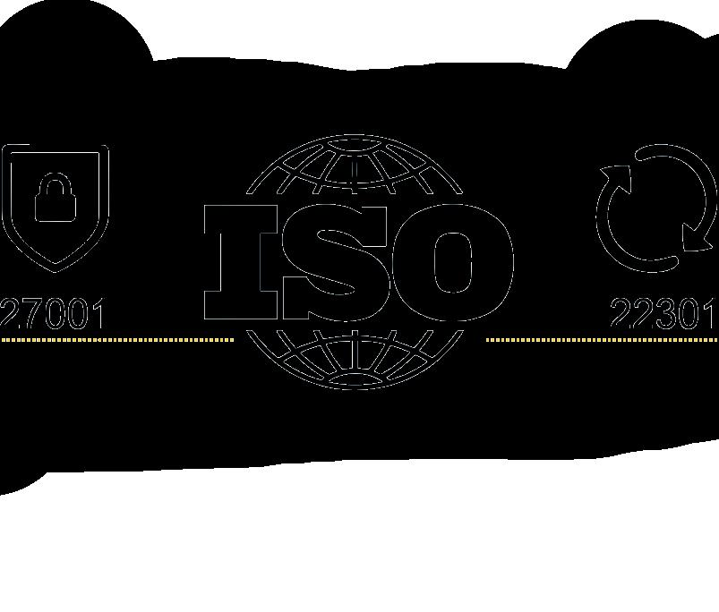 RGPD, ISO 27001, ISO 22301