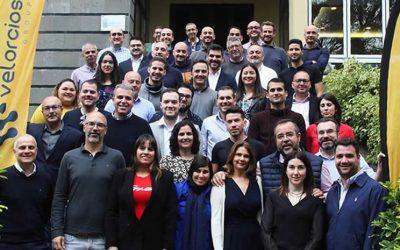 Velorcios Group celebra su Kick off 2020