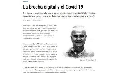 La brecha digital y el COVID-19