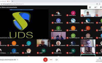 Velorcios Group celebra un webinar para aportar soluciones de teletrabajo