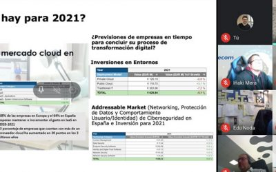 Velorcios Group, Ingecom y ForcePoint analizan el nuevo modelo de seguridad: SASE