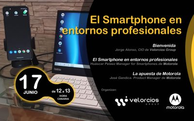 Webinar: El Smartphone en entornos profesionales