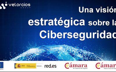 Velorcios Group da una visión estratégica sobre Ciberseguridad en la Cámara de Comercio de S/C de Tenerife
