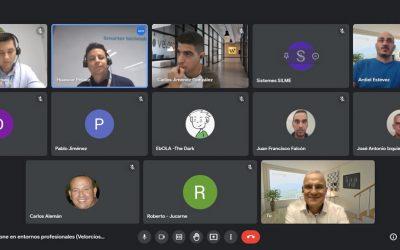 """Velorcios Group y Motorola celebraron el webinar """"El Smartphone en entornos profesionales"""""""