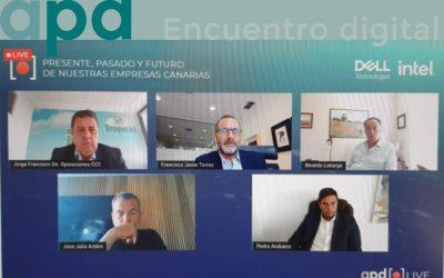 Pedro Andueza CEO de Velorcios Group participa en Encuentro digital de APD